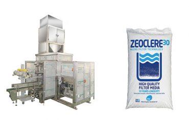 volautomatische grote zak met zoutverpakkingsmachine