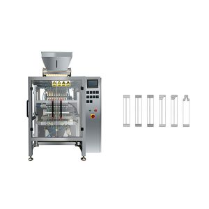8-Line multi-lijn zakje suiker verpakkingsmachine