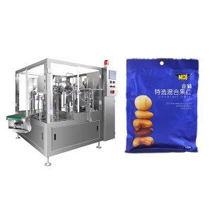 Automatische vullende verzegelende verpakkende machine voor stevig poeder of stevig