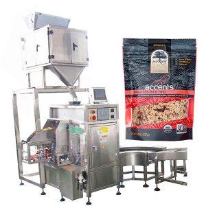 Automatische vul- en sluitmachine voor koffiepoeder