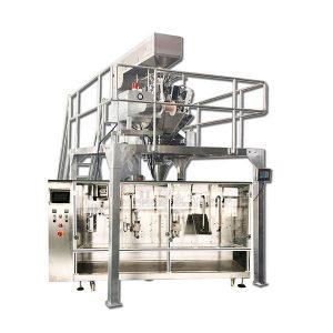 Automatische horizontale Pre-made korrelige verpakkingsmachine