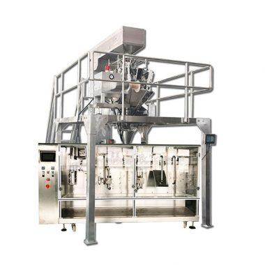 automatische horizontale pre-en-klare korrelige verpakkingsmachine