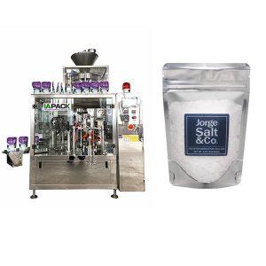 Automatische Roterende Premade-zakverpakkingsmachine voor zout
