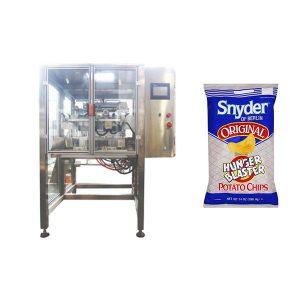 Verticale verpakkingsmachine met continue beweging