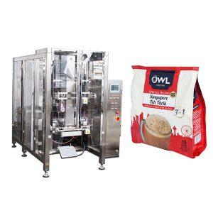 Ontgassingsklep Automatische koffiepoeder Verpakkingsmachine