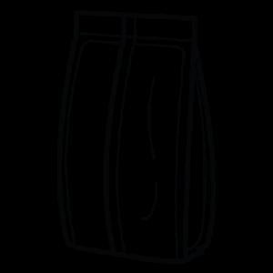 Vlakke bodem - 5 zegel