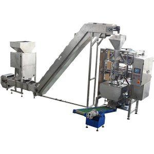 Granulaten Vacuümverpakkingsmachine