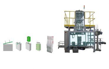 secundaire verpakkingszak polywoven zakverpakkingsmachine
