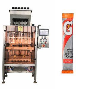 Kleine zakjes Powde Multi-Line verpakkingsmachine