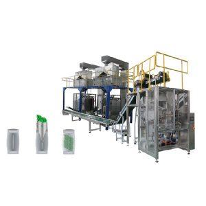 Verticale verpakkingsmachine Secundaire verpakkingslijn