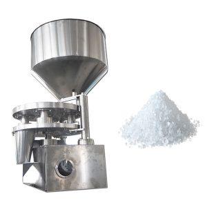 Volumetrische beker dosering vulmachine voor voedsel, doseerder