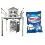 100 g-5 kg waspoeder verpakkingsmachine