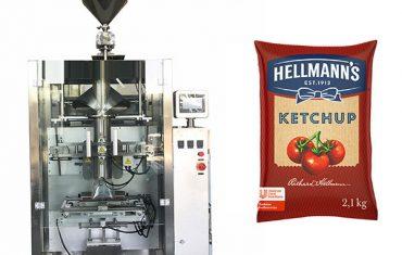 500g-2kg ketchup sauzen verpakkingsmachine